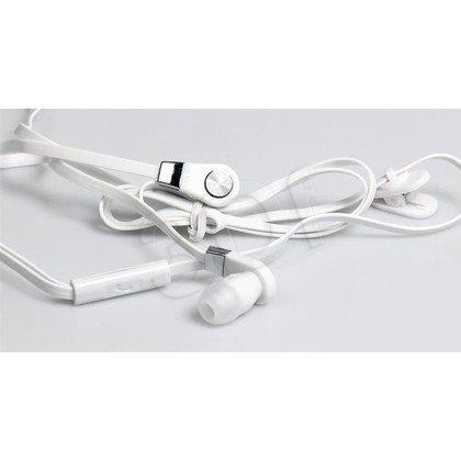 Słuchawki douszne z mikrofonem Media tech DS-2 MT3556W (Biały)