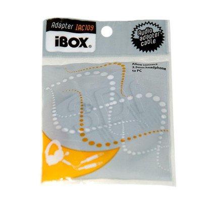 I-BOX KABEL MICROJACK 1x2.5(MONO) - MINIJACK 2x3.5