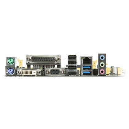 ASUS H81M-C H81 LGA1150 (PCX/DZW/GLAN/SATA3/USB3/DDR3) mATX