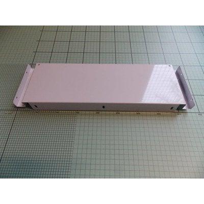 Metalowy uchwyt filtrów - biały (1016184)