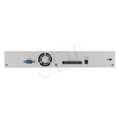 ZyXEL USG110 BUNDLE Firewall 6xGbE 100VPN 1y IDP AV AS CF