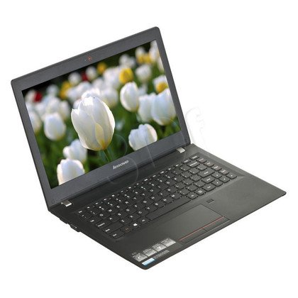 "LENOVO E31-70 i3-5005U 4GB 13,3"" HD 500+8GB HD5500 Win7P W10P Czarny 80KX019YPB 2Y"