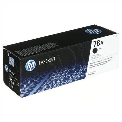 HP Toner Czarny HP78A=CE278A, 2100 str.