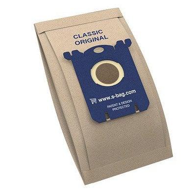 Worki papierowe E200 s-bag Classic 5 szt. do odkurzacza Electrolux – zamiennik do 9000844804