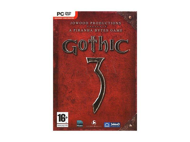 Gra PC Gothic 3 (klucz do pobrania) | PC - Gry w ...