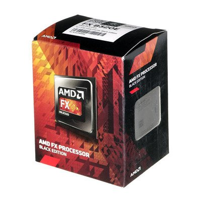 Procesor AMD FX 8320E X8 3200MHz AM3+ Box