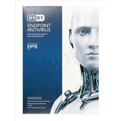 ESET Endpoint Antivirus - 5 STAN/12M UPG