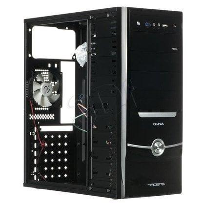 OBUDOWA TACENS OMNIA PRO - USB3.0 - CZARNA