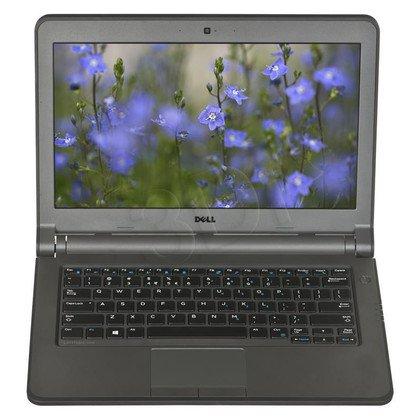 """DELL Latitude 3340 i3-4030U 4GB 13,3"""" HD 500GB HD4400 Win7P Win8P Czarny (CA005L3340EMEA_Win) 3Y NBD"""