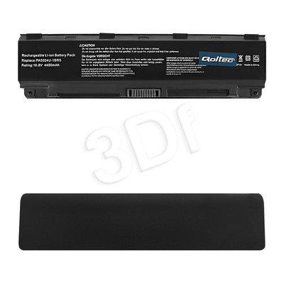 QOLTEC BATERIA DO TOSHIBA C50D C55 | 4400MAH | 11.1V