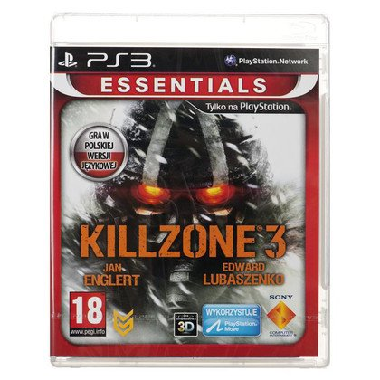 Gra PS3 Killzone 3 Essentials