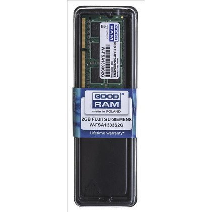 GOODRAM DED.NB W-FSA1333S2G 2GB 1600MHz DDR3