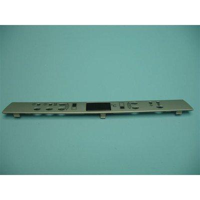 Wkładka panelu AK215E/AK314E inox 8019878
