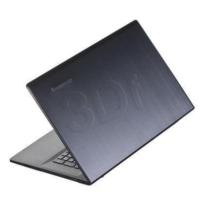 "LENOVO Z70-80 i7-5500U 4GB 17,3"" FHD 1000+8GB HD5500 GT840M Win8.1 Black 80FG0089PB 1Y"