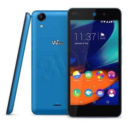 """Smartphone WIKO Rainbow Lite 4G 4GB 5"""" niebieski"""