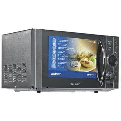 Kuchenka mikrofalowa Zelmer 29Z022 (1200W/Inox)