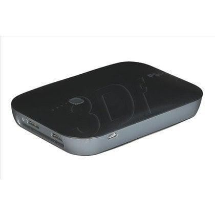 Fortron Powerbank Runner 10400mAh USB czarno-szary