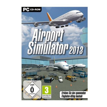 Gra PC Airport Simulator 2013 (klucz do pobrania)