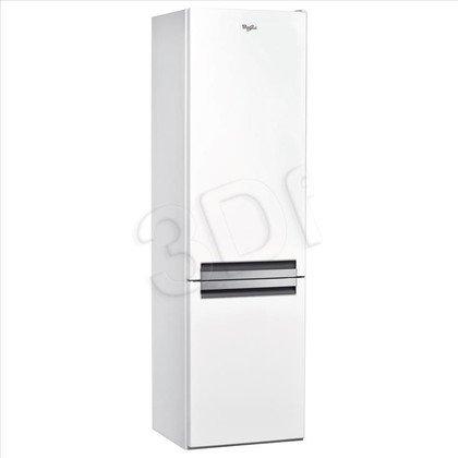 Chłodziarko-zamrażarka Whirlpool BLF 9121 W (595x2010x655mm biały A+)