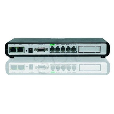 ADAPTER VOIP GRANDSTREAM GXW4004 (4xFXS)