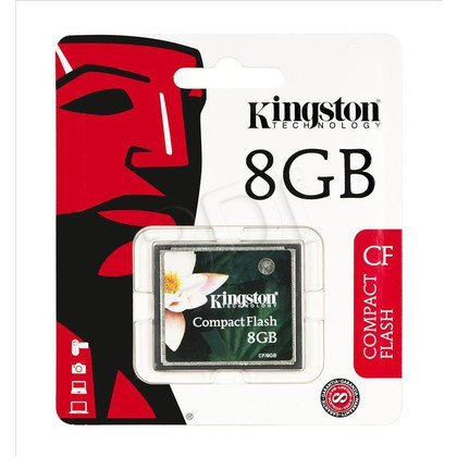 KINGSTON COMPACT FLASH CF/8GB