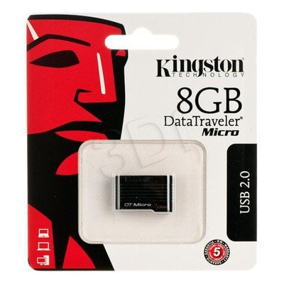 KINGSTON FLASH DTMCK/8GB