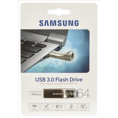 Samsung Flashdrive MUF-64BA/EU 64GB USB 3.0 Złoty