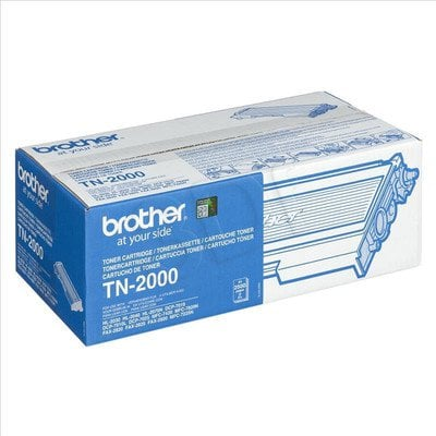 BROTHER Toner Czarny TN2000=TN-2000, 2500 str.