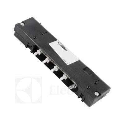 Układ elektroniczny modułu przycisków kuchenki (EL/50266303002)