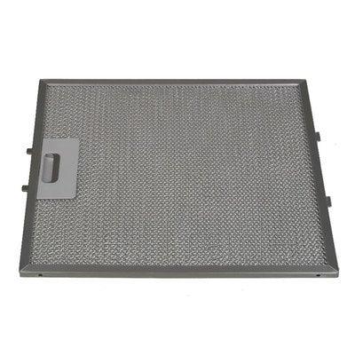 Filtr okapu aluminiowy (30,5x26,7cm) Whirpool (480122102168)