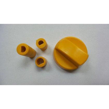 Pokrętło uniwersalne - żółte (COK755UN)