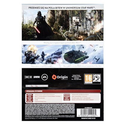 Gra PC Star Wars Battlefront