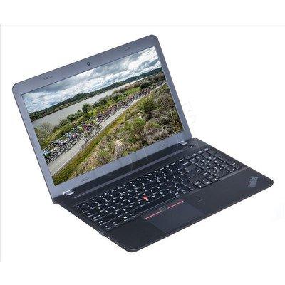 """LENOVO ThinkPad E550 i5-5200U 4GB 15,6"""" FHD 192GB HD5500 Win7P Win8.1P Czarny 20DF0093PB"""