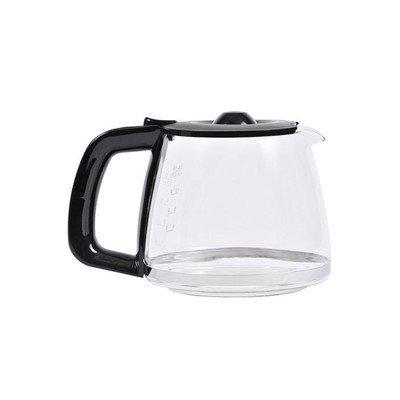 Czarny szklany dzbanek do ekspresu do kawy (4055208492)