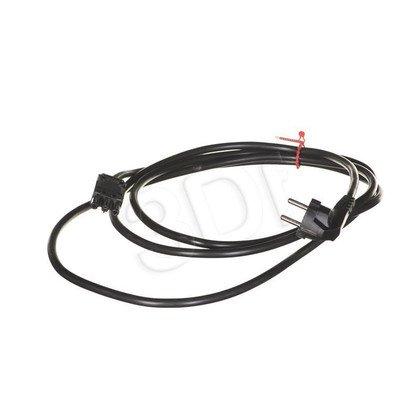 Bachmann 375.075 Kabel podłączeniowy 2m wtyk kątowy, czarny