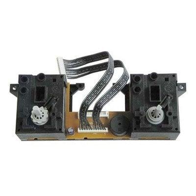 Monoblok (zespół przełączników ) piekarnika Whirlpool (481221458468)