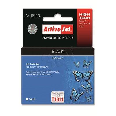 ActiveJet AE-1811N tusz czarny do drukarki Epson (zamiennik Epson T1811) Supreme