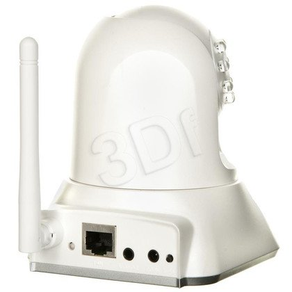 Kamera IP EDIMAX IC-7001W Bezprzewodowa kamera sieciowa z obrotowym obiektywem i trybem nocnym