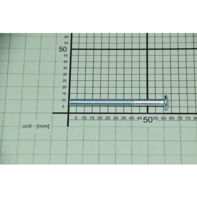 Śruba regulacji sprężyny M5x60 (1037424)