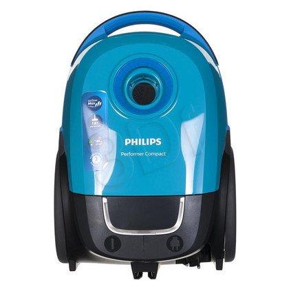 Odkurzacz Philips FC 8379/09 (z workiem 750W turkusowy)