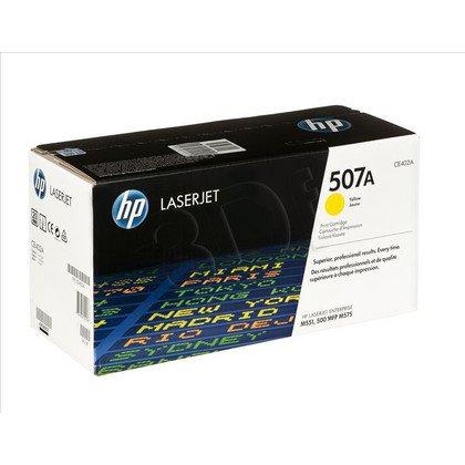 HP Toner Żółty HP507A=CE402A, 6000 str.