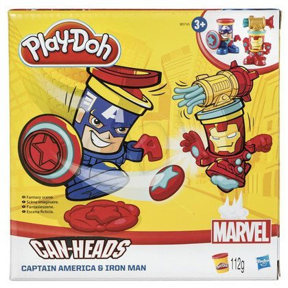 PLD PLAY-DOH SUPERBOHATEROWIE HASBRO B0594