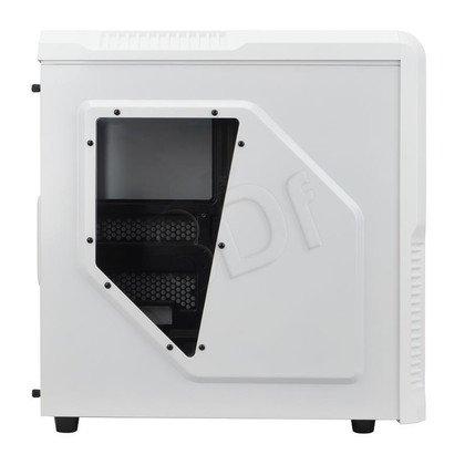 OBUDOWA ZALMAN Z3 PLUS - USB3.0 - BIAŁA