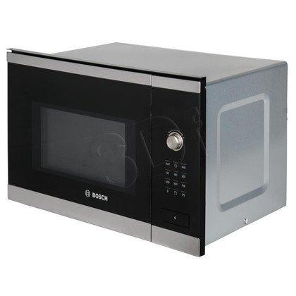 Kuchenka mikrofalowa Bosch HMT84G654 (900W/stalowo-Czarny)