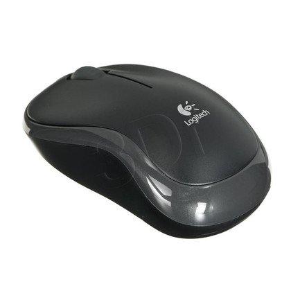 Logitech Mysz bezprzewodowa optyczna M175 czarna