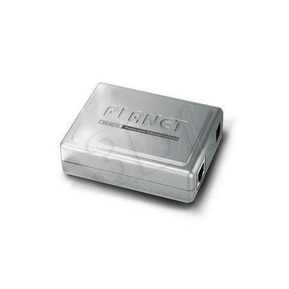 PLANET (POE-151) Mieszacz IEEE 802.3af Power Over Ethernet DC48V 0,4A, 2 x RJ-45, Zgodny z IEEE 802.3af