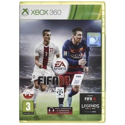 Gra Xbox 360 FIFA 16