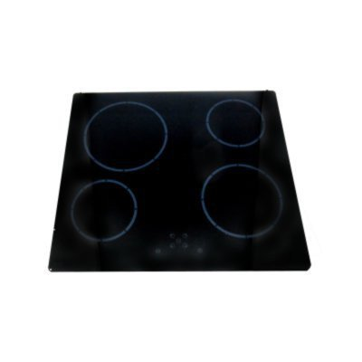 Płyta/Szyba vitroceramiczna bez grzałek Whirlpool (480121100197)