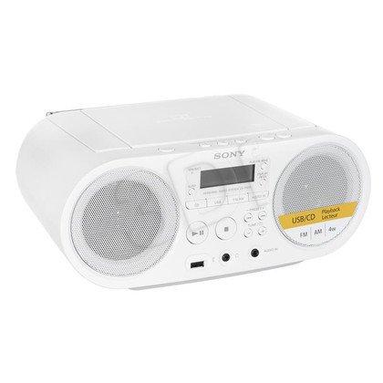 Boombox Sony ZS-PS50 Biały
