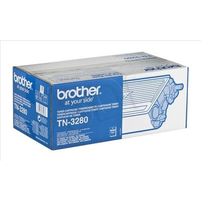 BROTHER Toner Czarny TN3280=TN-3280, 8000 str.